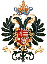 Coat-of-Arms for Rudolf II, Holy Emperor
